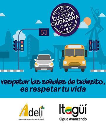Campaña señales de tránsito